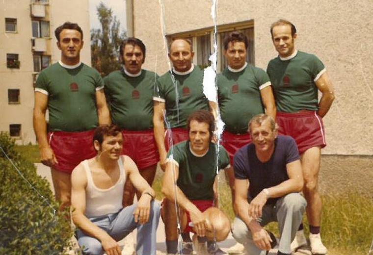 Ekipa pred tekmo s Slovenj Gradcem
