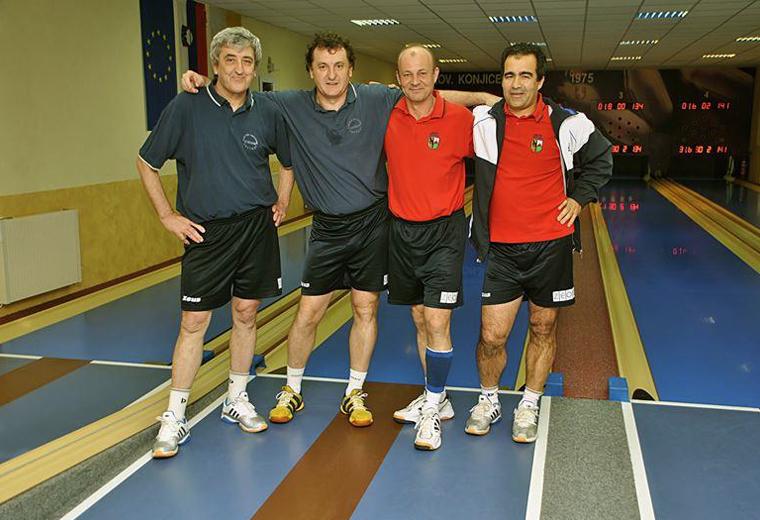 Regijska prvaka v dvojicah za leto 2012 sta postala Leopold Fidej in Roman Sečki, na tretje mesto sta se uvrstila Bojan Novak in Pavle Petrović